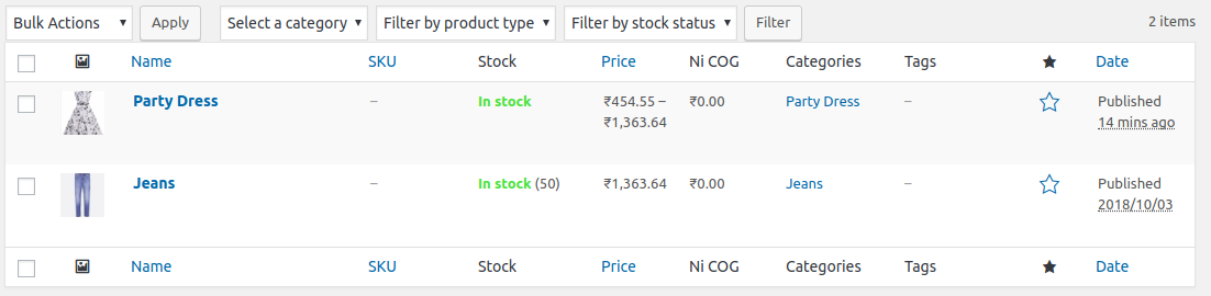 WooCommerce ERP Connect